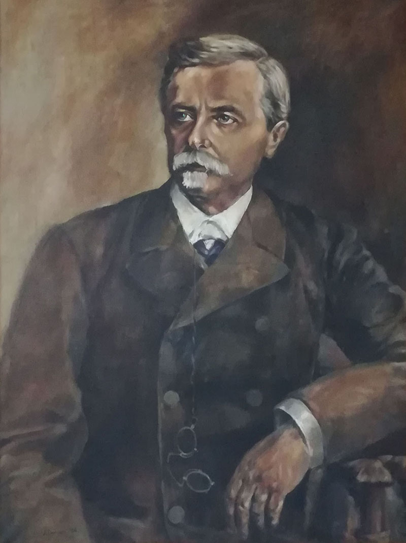 Grigore Cobălcescu (September 22, 1831 – May 21, 1892)
