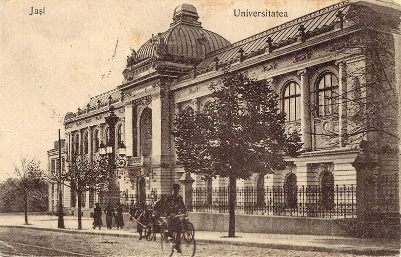 Universitatea din Iaşi (1912)