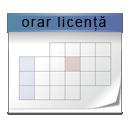 Orar Licenta Semestrul 2 – 2016-2017 – v12