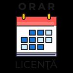 Orar Licenta Semestrul 1 – 2019-2020 – v6