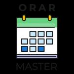 Orar Master Semestrul 2 – 2019-2020 – v9