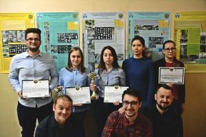 Studenții Departamentului de Geologie printre premianți și în acest an la Simpozionul Național al Studenților Geologi și Geofizicieni
